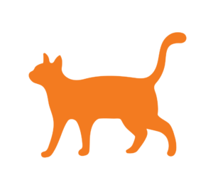 Cat icon directs to product page