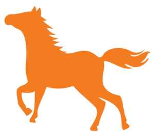 Horse icon directs to product page